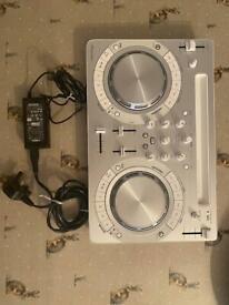 Pioneer Wego 3 Decks & JBL Control 1 Speakers with Amp