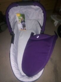 Joie Chrome Carry Cot