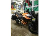 KTM 1050 Adventure. One owner. As new!