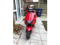 Gilera Runner 50cc Moped