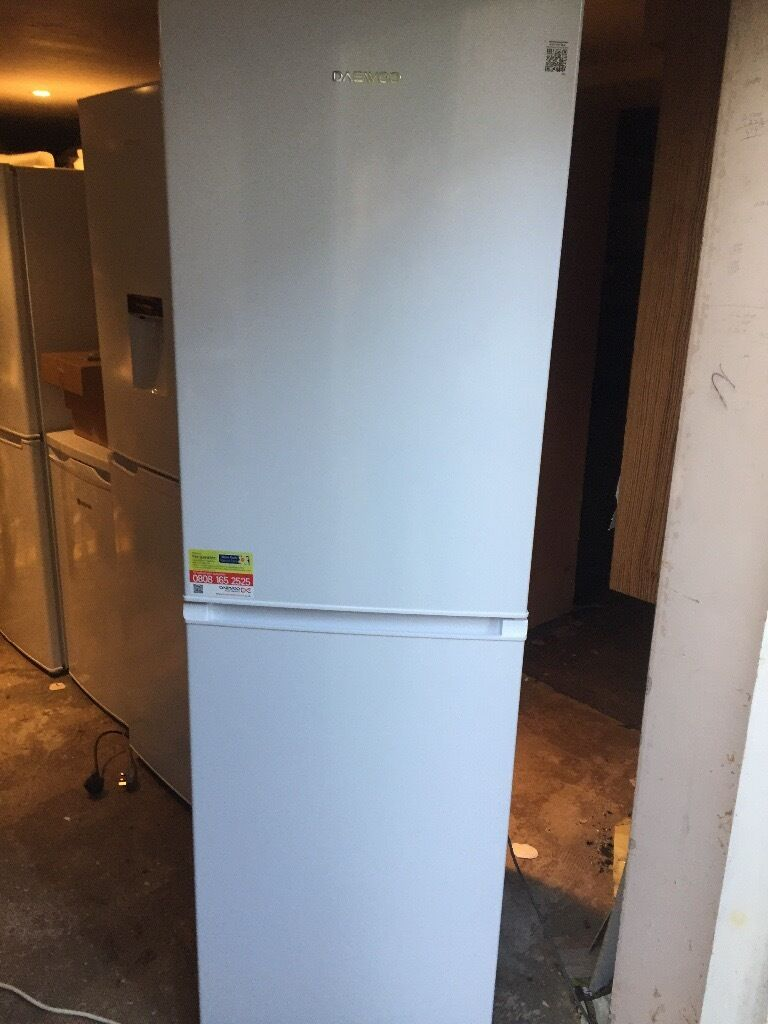 Daewoo Frost Free Fridge Freezer New and Unusedin Arnold, NottinghamshireGumtree - Daewoo Frost Free Fridge Freezer 50/50 New and Unused please text or call for details rrp £469