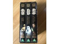 Star Wars Trilogy Special Editions (Year 2000 Boxset)