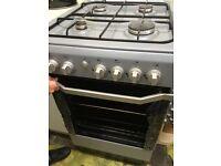 INDESIT l5GG1 (S) UK freestanding gas cooker