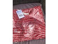Maternity top and dress BNWT large
