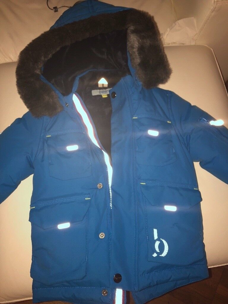 6c61127f9 Baby boy Ted Baker coat 12-18 months