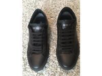 Anthony Morato leather Sneakers
