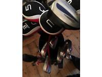 Full set of golf club