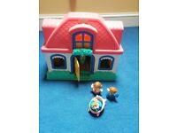 Fisher Price Little People Family House