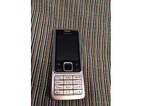 Nokia 6300 On Vodaphone
