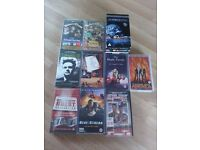 Selection of VHS videos - great for carboot or a collector