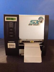 Imprimante Tec B-SX4T, Kit de départ (201582)