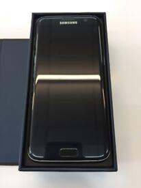 Samsung S7 Edge Black 32GB - Unlocked