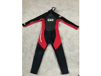 3 x Wetsuits