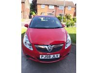 ***REDUCED PRICE*** 2008 1.0L Vauxhall Corsa Active