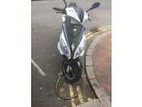Lex Moto 125cc bought 3 months basically brand new