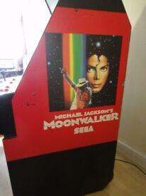 MICHAEL JACKSON´S ORIGINAL MOONWALKER ARCADE - SEGA (1990)