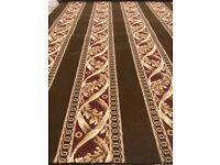 Golden Oak Off Cut Carpet