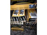 Duracell Xbox/camera battery's