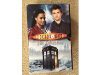 Dr Who boxed bookset