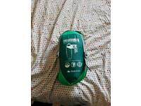 Super compact sleeping bag