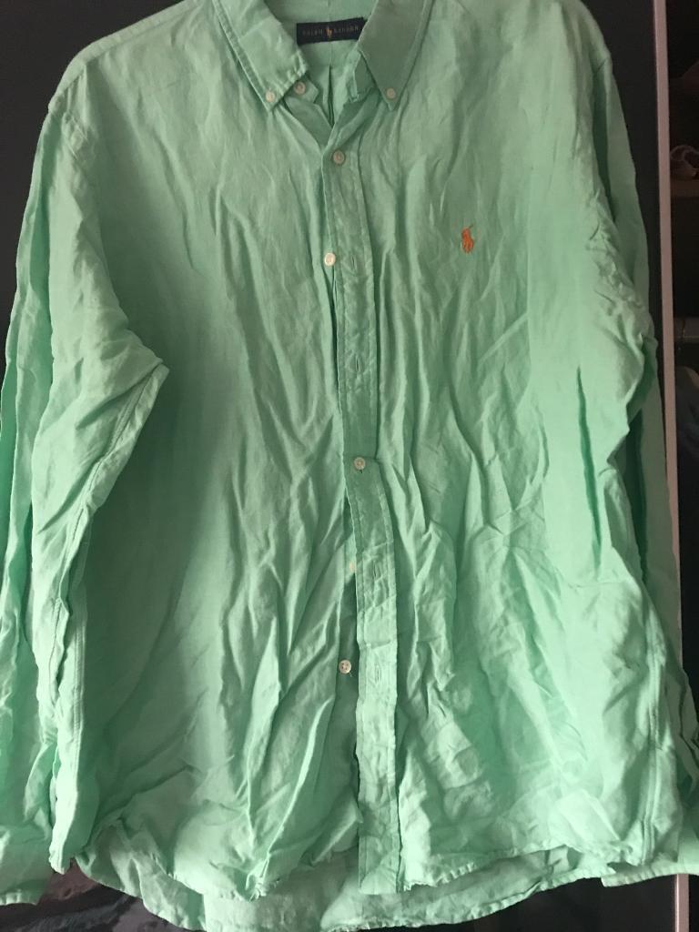 Genuine Ralph Lauren Linen Shirt
