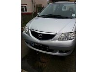 MAZDA MPV 7 seater lobely family car