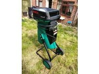 BOSCH Wood Shredder