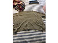 Zara jumper 3/4 sleeve