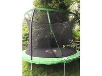 10 Ft New trampoline