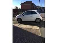 Fiat 500 1.2 lounge air con panoramic handsfree px Swap car try me