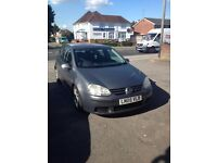 vw golf tdi in excellant condition
