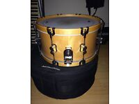 Drum Workshop PDP Limited Edition 7x14 Woof Hoop Snare Drum - £130 with case