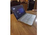 "HP Envy silver 15"" laptop, AMD A10 processor, 8GB RAM, immaculate - as if brand new, comes in box"