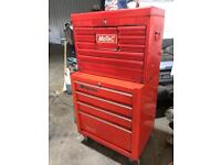 Snap On Snap-On Toolbox Box with a top box