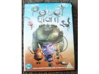The Robot Giant DVD