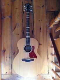 Acoustic Guitar \ \ALL SOLID WOOD / /- Faith Naked Neptune Electro