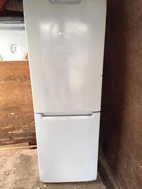 6ft. Hotpoint F/Freezer