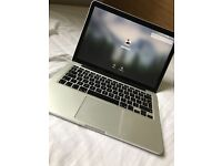 "LIKE NEW 13"" MacBook Pro (Retina, Late 2013)"