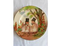 Royal Doulton Zunday Zmocks plate.