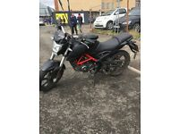 KSR GRS 125 cc 2016 - Only 5000 Miles!