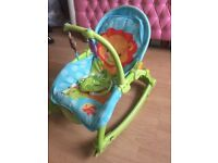 Fisher Price Baby Swing used in good condition cover can be washed.Collect from NW London