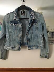River Island jean jacket