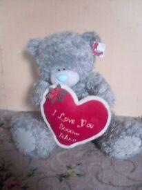 21 inch Me to You Tatty Teddy I Love You Sooo Much Bear