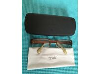 Designer glasses frame,quick sale at only £45,no offers,lenses can be replaced on it