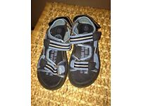 Boys beach shoes, size 9, good condition from pet and smoke free home