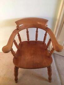 Beach Captains Chair.