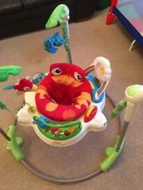 Fisher-price Forest jumperoo