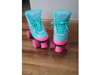 Girls Roller Skates size 3