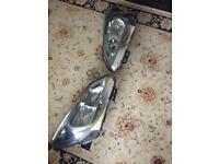 Vauxhall corsa D 2011-2015 Headlights pair of 2