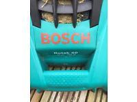 Bosch mower